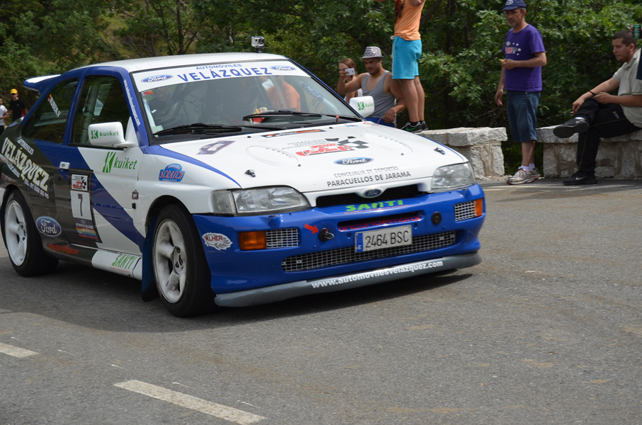 (C) Lorbe Automotive - II Subida a Lozoya - Team Liqui Moly
