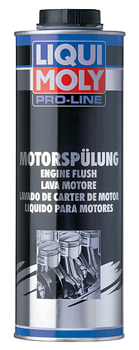 ENGINE FLUSH - LAVADO DE CARTER PRO-LINE VH