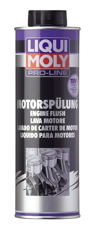 ENGINE FLUSH - LAVADO DE CARTER