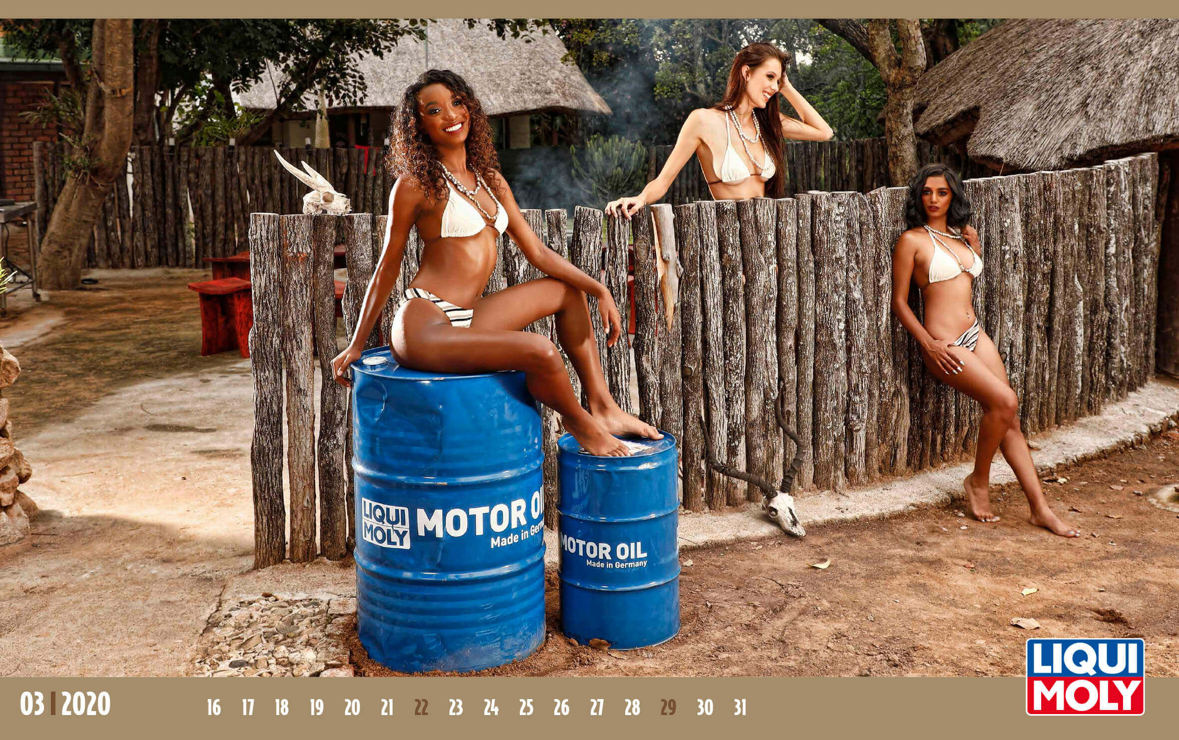 CALENDARIO LIQUI MOLY 2020 CHICAS